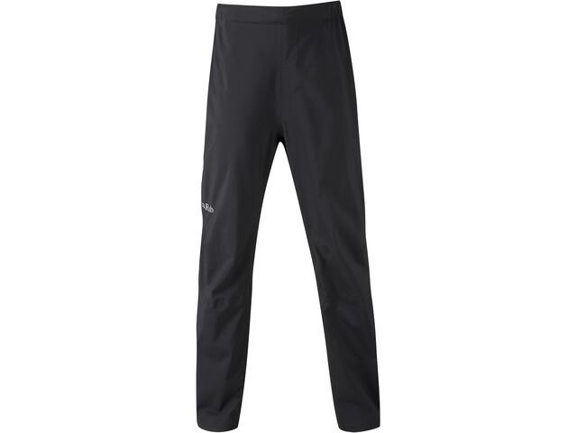 Rab Firewall Pantalons Homme, black